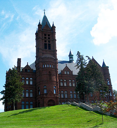 Crouse College Visual and Performing Arts Syracuse University