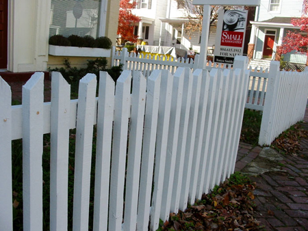 picket fence design - group picture, image by tag - keywordpictures ...